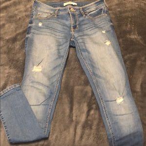 Holister skinny jeans Size 3S